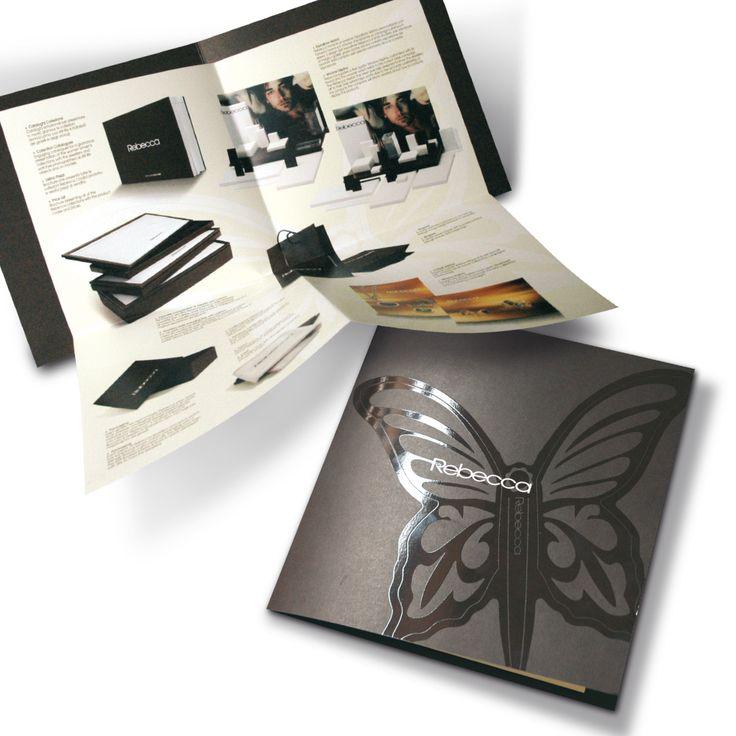 REBECCA Jewelry Attività al Punto Vendita Trade Folder