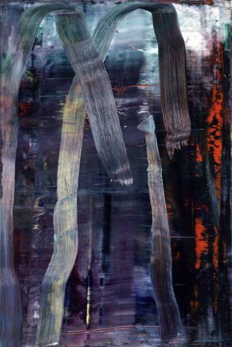 Gerhard Richter - Forest 2005