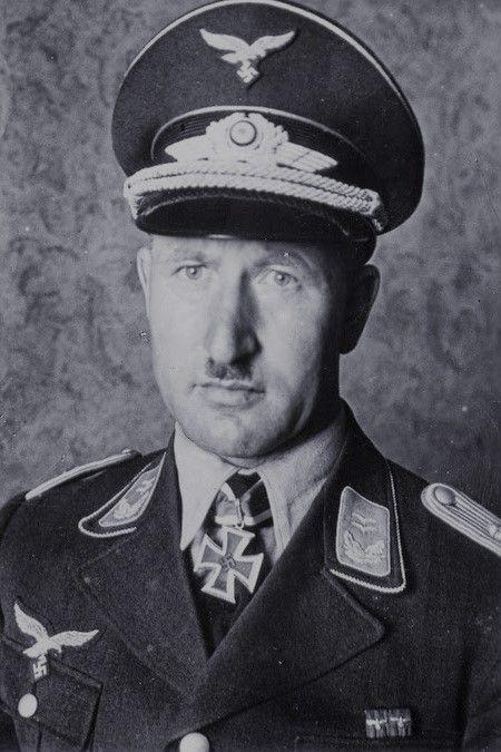 Oberleutnant d.R. Josef Barmetler (1904-1945), Führer 7./Fallschirmjäger Sturm-Regiment 1, Ritterkreuz 09.07.1941
