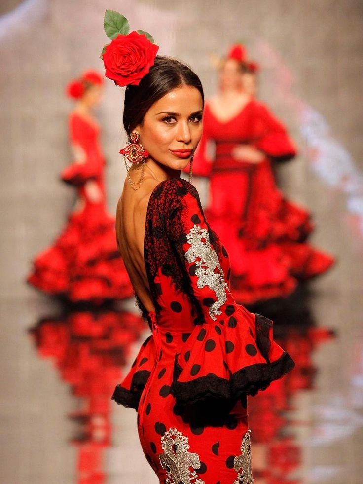 17 best id es propos de robes de flamenco sur pinterest. Black Bedroom Furniture Sets. Home Design Ideas