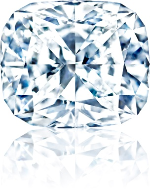 Classic Cushion-Cut Shaped Diamond!