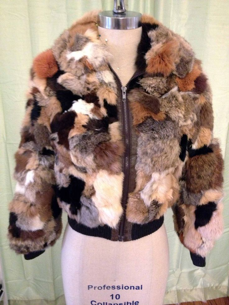 rabbit fur jackets from 1980s - I begged for one just like this.  What was I thinking???!!