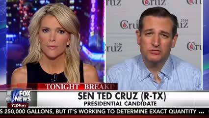 """Ted Cruz: """"When President Obama Resigns, Then We Can Talk About Kim Davis"""" - Video"""