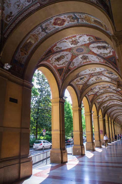 Bologna, Italy - Bologna Map: Self-guided walking tour (2 hours in Bologna)