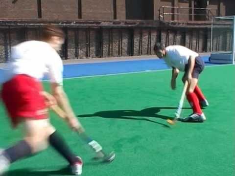 England Hockey: Defending Tips - YouTube