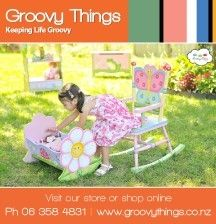 Groovy things - Tots to TeensTots to Teens
