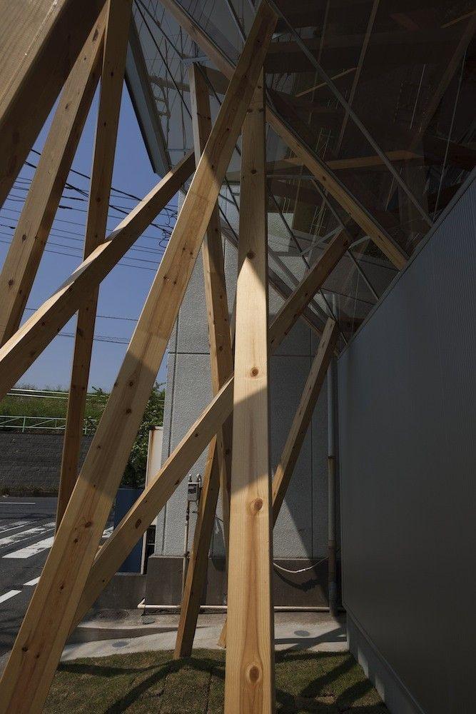 Nousfit Warehouse,© Katsuhisa Kida