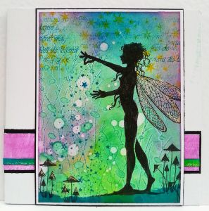 Wonderful images created using Lavinia Stamps BY Sarah