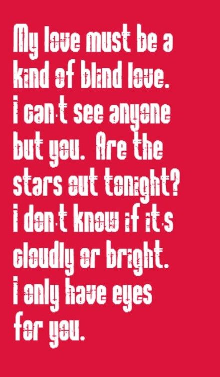 The Flamingo's - I Only Have Eyes For You - song lyrics, music lyrics, songs, song quotes, music quotes