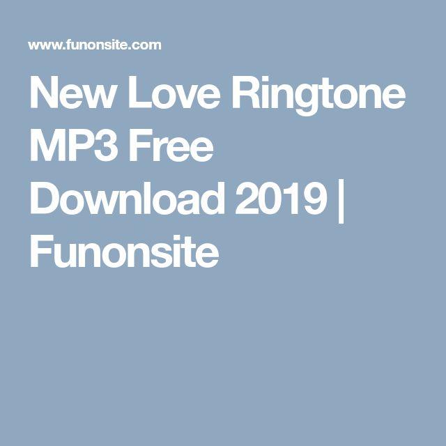new mp3 ringtone 2019 download