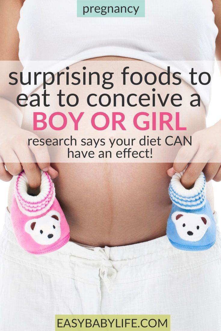 The Surprising Foods To Eat To Conceive A Boy Or A Girl -2900