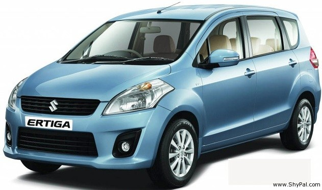 country largest car maker company Maruti Suzuki India launched a new CNG variant of Ertiga Van used for multi-purpose work with a price tag of Rs 6.52 lakh (ex-showroom Delhi). The car is known as Ertiga Green. -  See more at: http://shypal.com/maruti-suzuki-ertiga-green-launched-price/