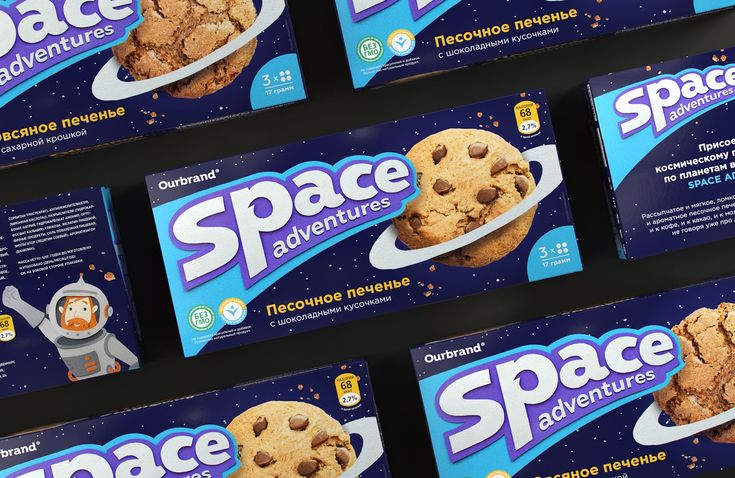 Space Adventures (Concept) on Packaging of the World - Creative Package Design Gallery