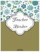 Yearly Teacher Binder product from Tell-Me-a-Story on TeachersNotebook.com