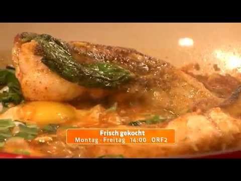 Wels mit Ei, Kapern und Paprika (Konstantin Filippou) - YouTube. Hier gibt es das Rezept: https://www.billa.at/Frischgekocht_ONLINE/Frisch_Gekocht/Rezepte/Rezept_Detail/Recipe_Detail/FgContent.aspx?Rezept=24329&Wels_mit_pochiertem_Ei,_Kapern_und_Paprika