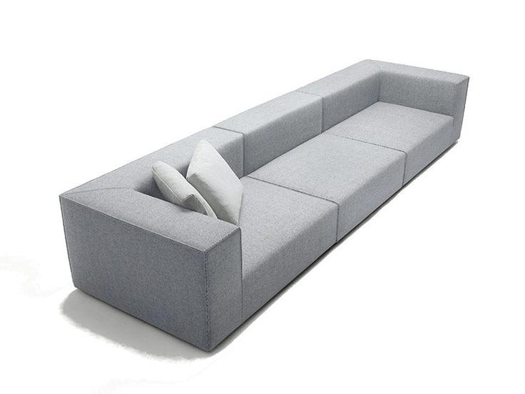Scarica il catalogo e richiedi prezzi di Atollo m | divano a 4 posti By paola lenti, divano componibile in tessuto a 4 posti design Francesco Rota, Collezione atollo