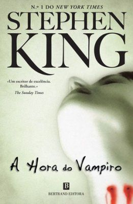 'A Hora do Vampiro' de Stephen King