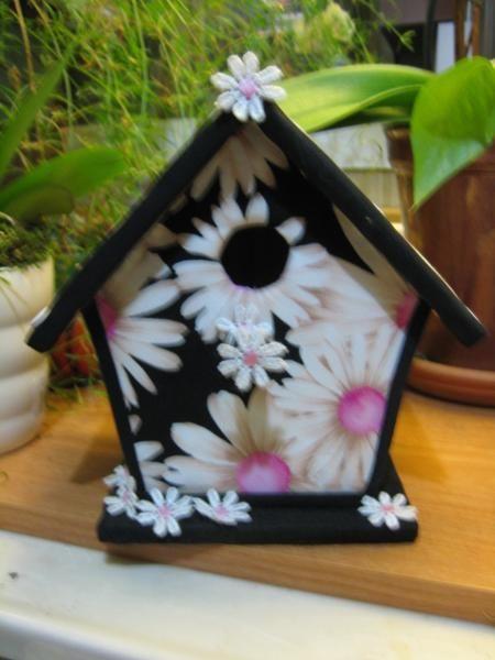 Bird Houses Decorative | Decorative Bird House By Desertlynx | Other Ideas
