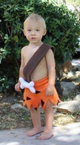 Bam Bam. Next Halloween I'm making this for Jace. He fits bam
