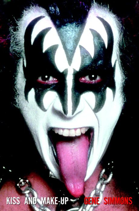 KISS and Make Up by Gene Simmons (Crown) #books