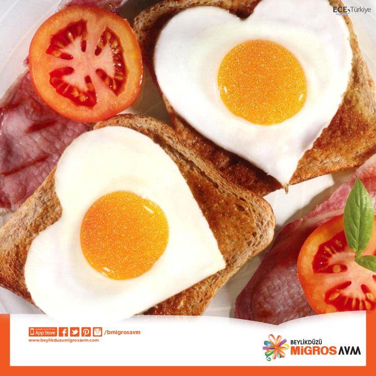 Kahvaltı günün en önemli öğünü. Kahvaltıyı sevin, kahvaltıyı yapın! :)  #bmigrosavm #breakfast #time #morning #delicious