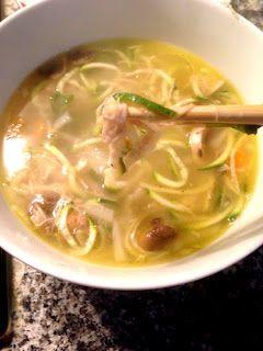 Mamã Paleo: Sopa Chinesa GlutenFree