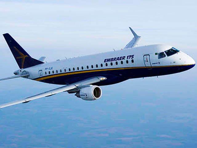 Skywest achète 25 Embraer E175