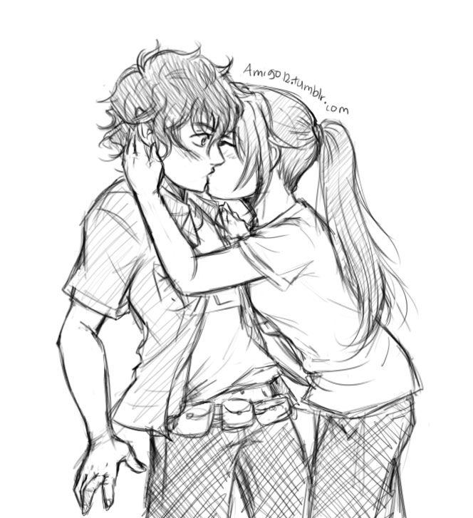 amigo12:  So this is terribly rough and horrible for a sketch, but to be fair, I'm kind of tired. But goodness, I couldn't help myself. Leo ...