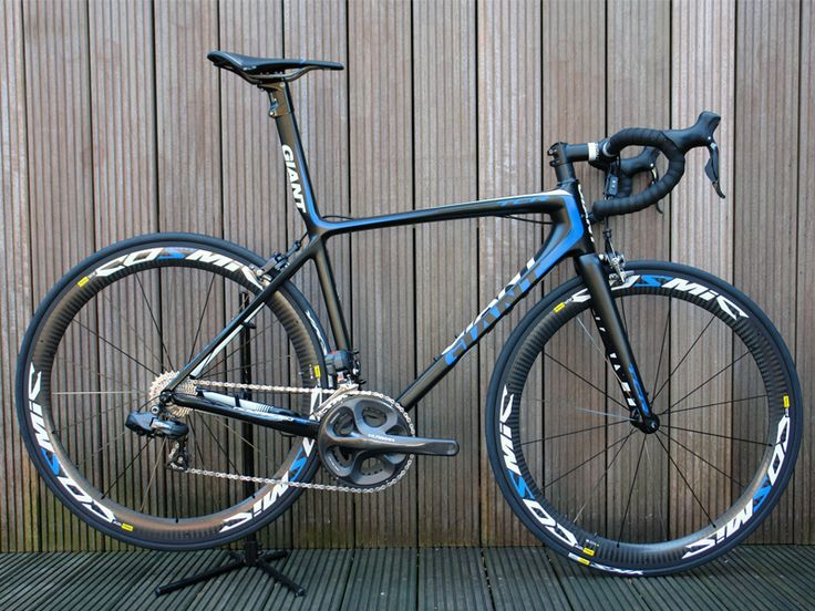 Giant TCR Advanced SL SE2 - S-TEC sports