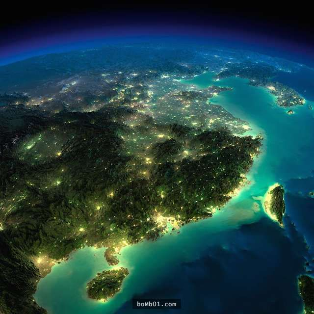 Neuveriteľný pohľad na našu krásnu Zem tak, ako ju nepoznáte
