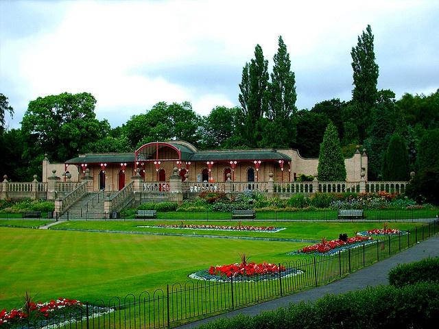 Heaton Park, Newcastle Upon Tyne, England (my birthplace :-)