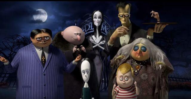Kooky Y Ooky Nuevo Trailer De La Familia Addams La Familia Addams Dia De Muertos Pelicula Peliculas Animadas