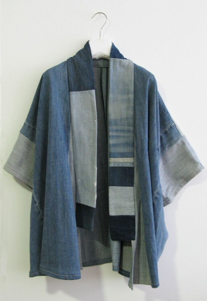Weatherby Denim kimono. Based in Brooklyn.