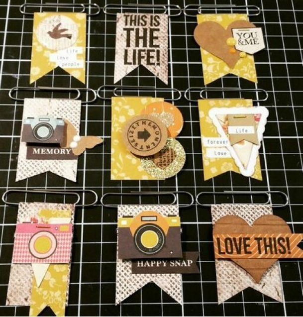 craft paper cards embellishments 49 ideas scrapbooking