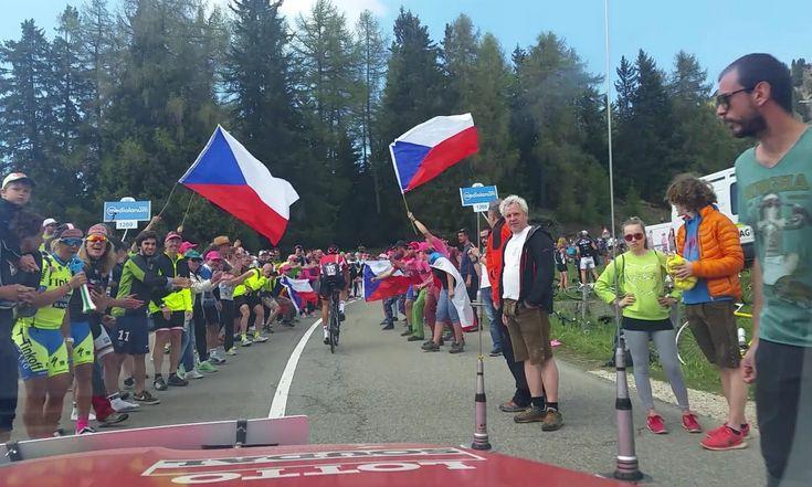 Grand Tour Ironman v akci na ITT Giro d´Italia 2016