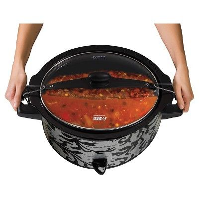 Hamilton Beach 4 Qt. Stay or Go Slow Cooker - 33246, Pattern