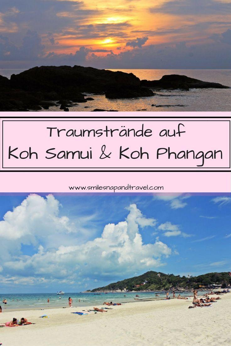 Finde Taumstrände auf Thailands Inseln Koh Samui und Koh Phangan. Inselhopping und Besichtigungstour.