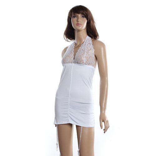 In Offerta! #Offerte Abbigliamento#Buoni Regalo   #Outlet Donna Sexy Hot Nero/Bianco Lingerie Perizoma Biancheria Intima Notte a V Pizzo disponibile su Kellie Shop. Scarpe, borse, accessori, intimo, gioielli e molto altro.. scopri migliaia di articoli firmati con prezzi da 15,00 a 299,00 euro! #kellieshop #borse #scarpe #saldi #abbigliamento #donna #regali
