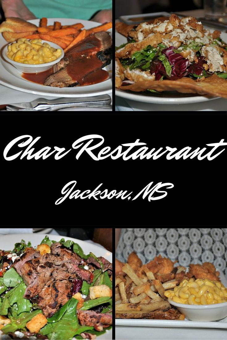 Impressive Char Restaurant In Jackson Ms