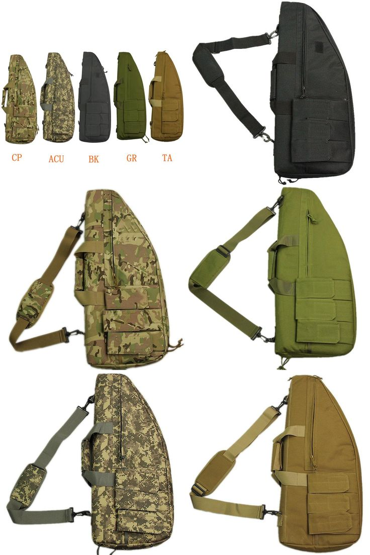 [Visit to Buy] High Quality 70cm Tactical Rifle Bag Hunting Shotgun Airsoft Paintball Gun Bag Military Army Outdoor Protective Rifle Case #Advertisement