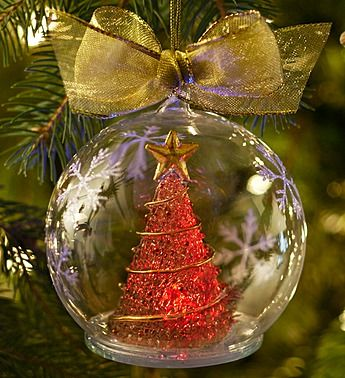 502 best Christmas ornaments images on Pinterest | Glass ornaments ...