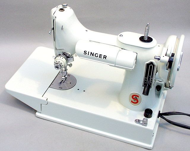 Dating Your Singer Featherweight