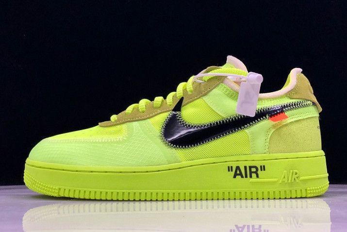 nike air force 1 off white release date 2019
