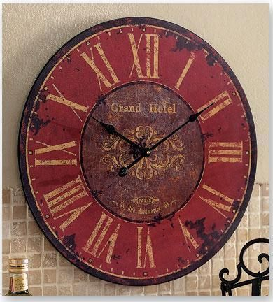 Best 25 Big Clocks Ideas On Pinterest Wall Clock
