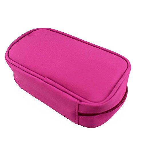Essential Oil Carrying Case: Holds 10 Bottles - Size 5ML, 10ML, 15ML Multiple Colors ✿ This beautifully-sewn, softly-padded cloth carrying case holds 10 bottles from 5 ml (milliliter), 10ml and 15ml sizes. ✿ easy transportation ✿high qulity 100% Polyester outside and strong zipper https://travel.boutiquecloset.com/product/essential-oil-carrying-case-holds-10-bottles-size-5ml-10ml-15ml-multiple-colors/