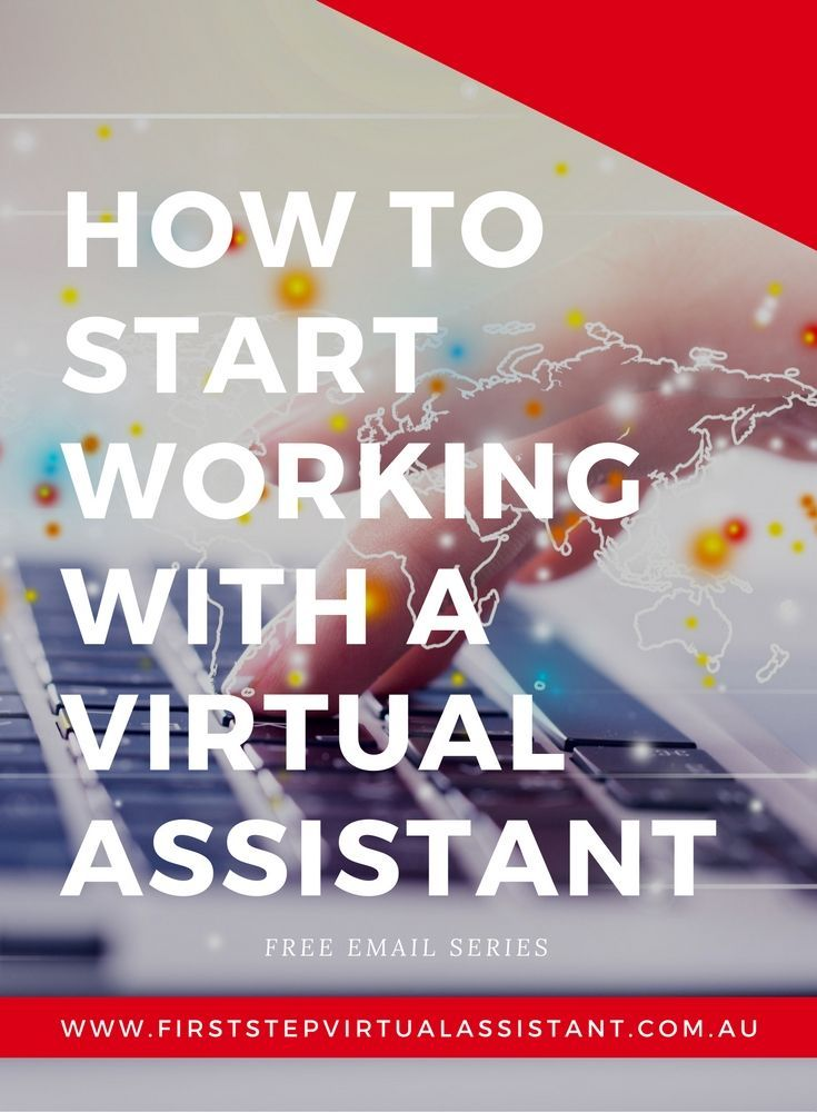Learn how to start working with a virtual assistant | Outsourcing | Outsource | Hiring the right virtual team