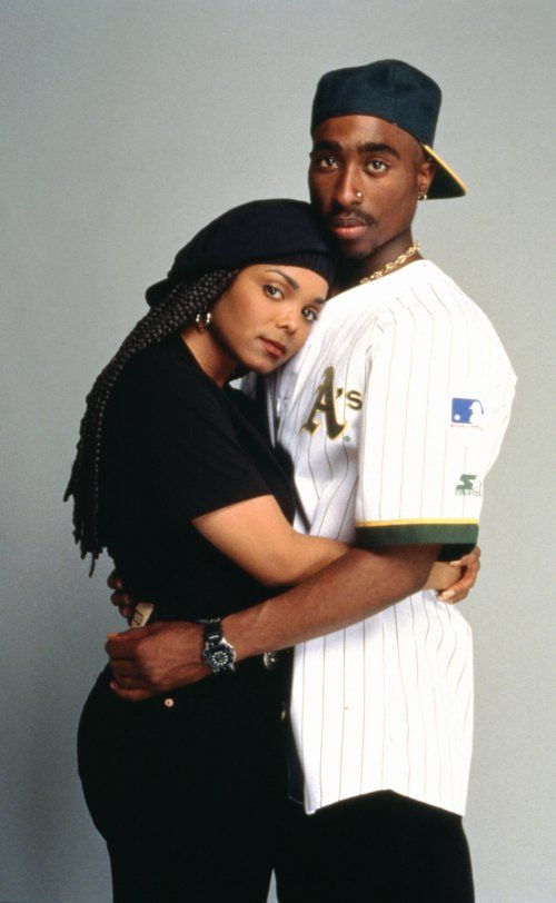 Tupac & Janet - Poetic Justice