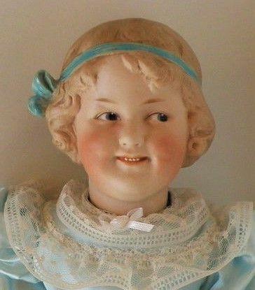 Gebruder Heubach coquette doll