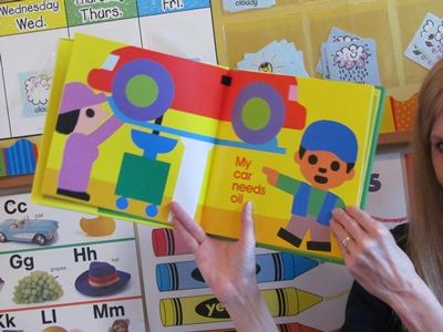 The importance of a predictable routine in preschool