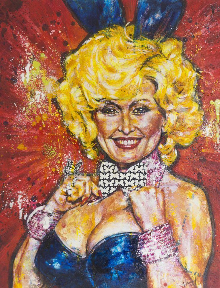 Sujetador sexy de Dolly Parton